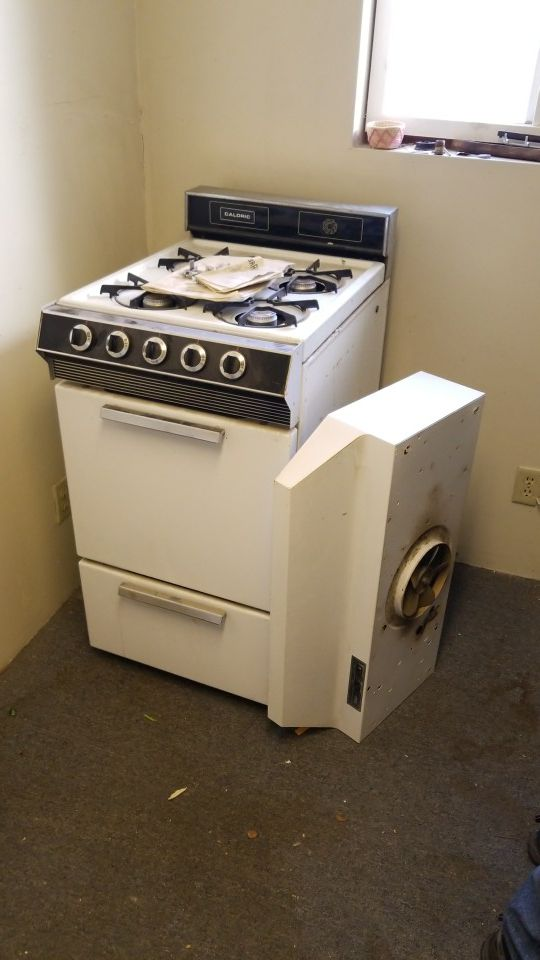 Stove Gas 20 Inch With Hood