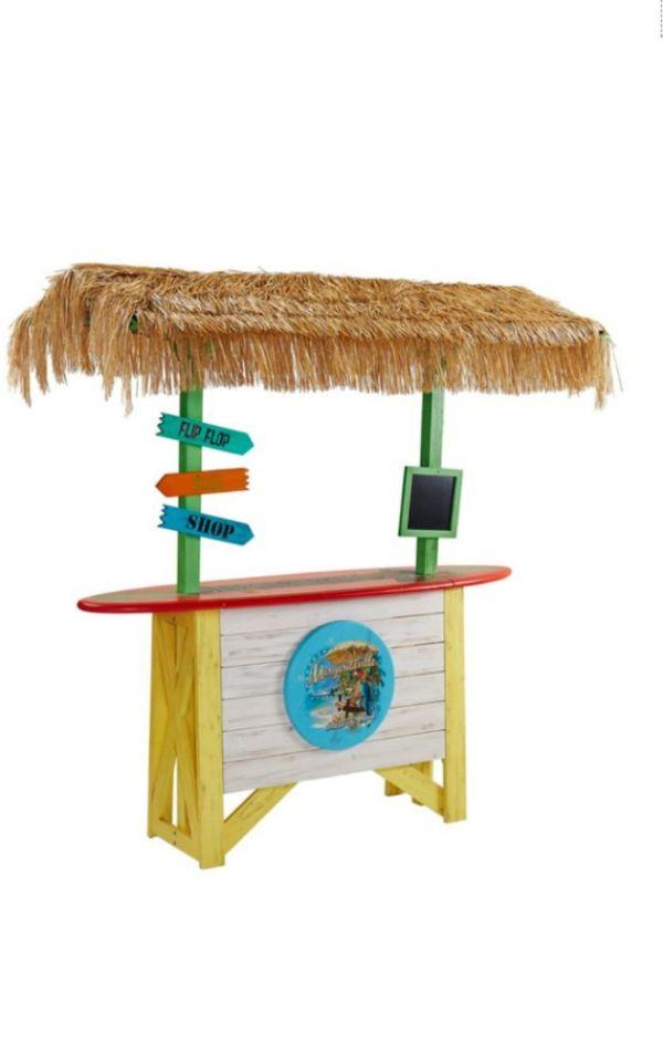 Magaritaville surfboard tiki bar for outdoor for Sale in ... on Backyard Tiki Bar For Sale id=71959