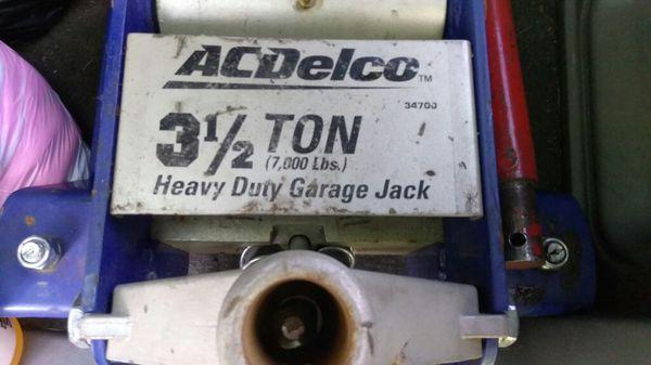 Parts Jack Harbor Floor Freight