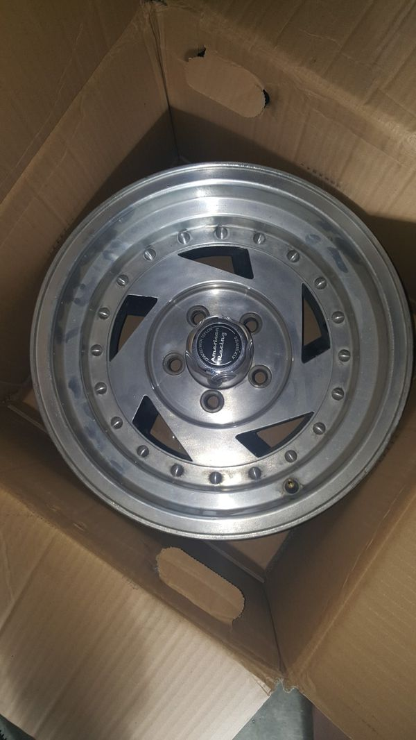 Find the best hyundai veloster n for sale near you. Old school saw blade wheels 15x8 5 lug for Sale in
