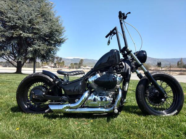 2007 750cc Bobber For In Hemet Ca