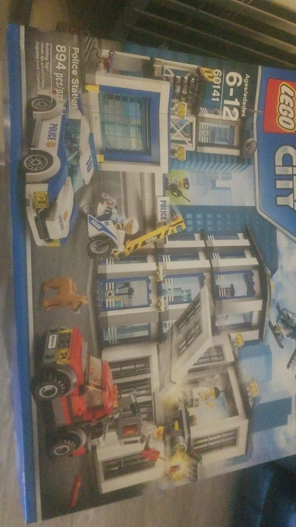 New LEGO City 60141 Police Station for Sale in Dallas  TX   OfferUp