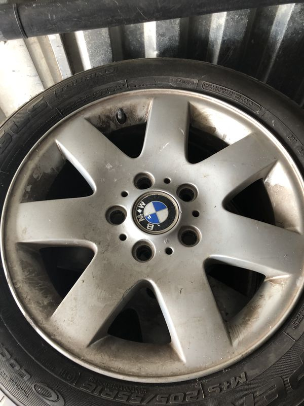 Bmw 17 Inch Rims And Tires For Sale In Youngstown Oh Offerup