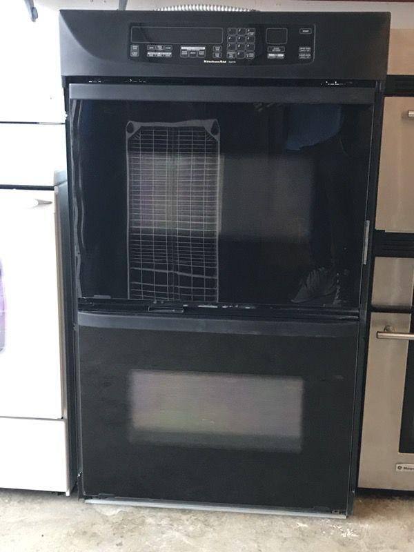 27 Kitchenaid Superba Double Wall Oven Drawer Warmer