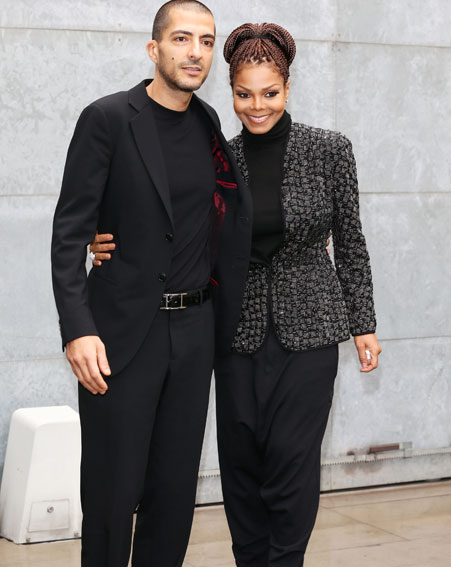 Janet responded to rumours she was suffering from cancer [Getty]