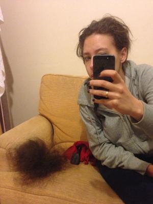 Losing my hair [OK]