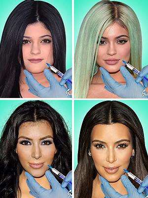 Kardashian full transofrmations revealed [Saint Hoax]