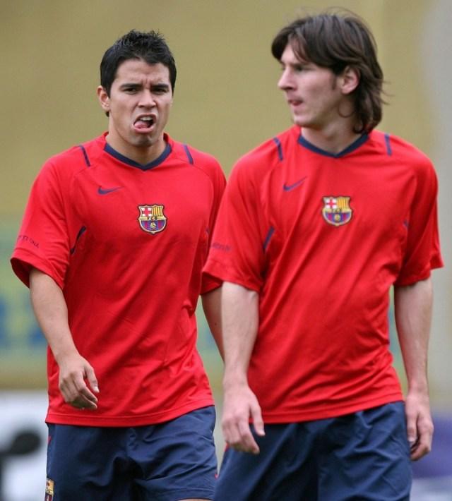 """Apoyé a Dybala cuando dijo que era difícil jugar con Messi"""" - Olé"""