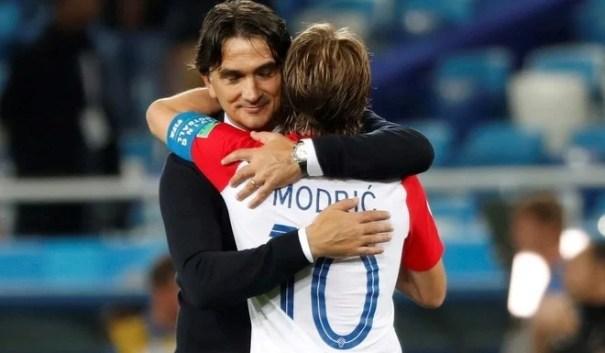 Zlatko Dalic: «Luka Modric est le meilleur joueur du monde»