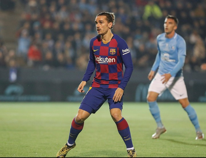 The last time was on January 22, 2020, a tight 2-1 against Ibiza for the Copa del Rey with goals from Griezmann (EFE).
