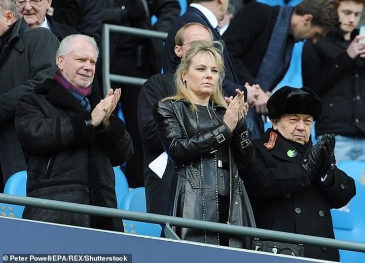 Vorley is a fan of West Ham.