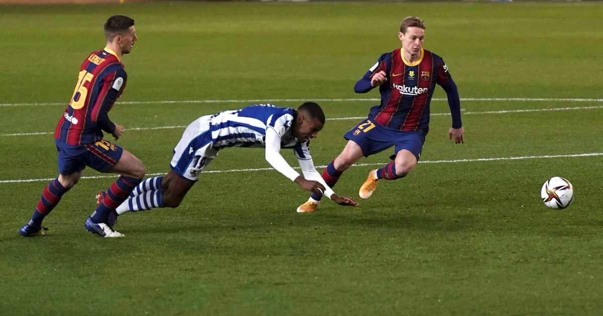 Barsa got away without Messi ... - Archyde