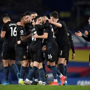 Manchester City scored a 10 win