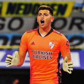 The contract, the award for the River goalkeeper is in La Boca