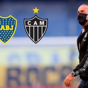Las diez palabras del DT de Mineiro sobre el duelo con Boca