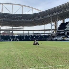 ¿Cómo está el campo de juego donde debutará Argentina?