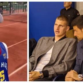 ¡Djokovic alienta al Denver de Campazzo en los playoffs!