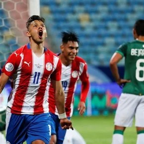 """Paraguay, el rival más """"argentino"""" en la Copa América"""