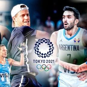 A un mes de los Juegos Olímpicos, los 166 clasificados y más