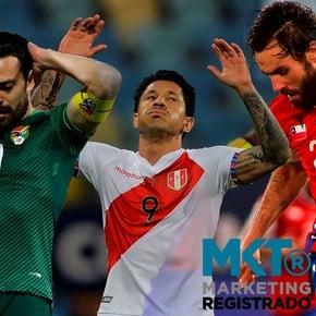 """Además de Brereton, los otros jugadores """"europeos"""" de la Copa América"""