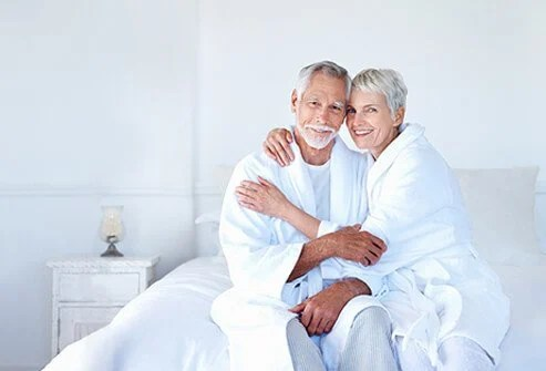 Live longer with regular sex.