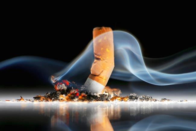 सिगरेट की लत