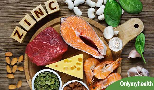 Image result for zinc food