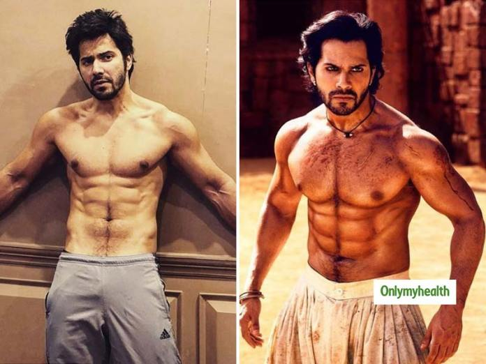 Want Abs like Varun Dhawan? Here is the secret you are looking for