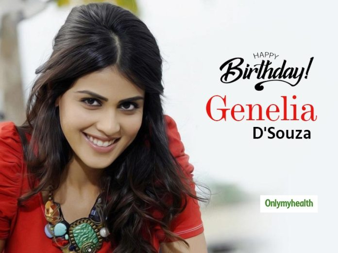 Happy Birthday Genelia: Know How This Yummy Mummy Of Two Keep Herself Fit