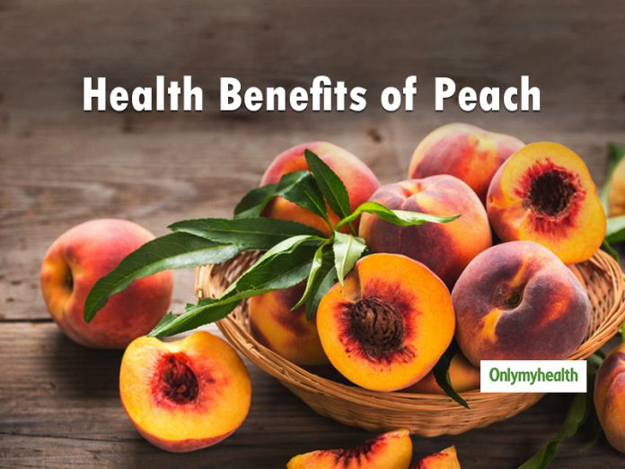 Peach Fruit Benefits: Get To Know The Many Wonders Of The Peach Fruit