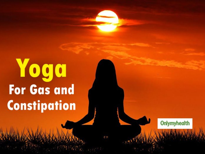 7 Effective Yoga Poses For Gas and Constipation