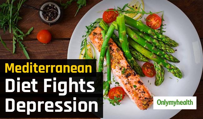 Can Mediterranean Diet Help Ward-off Depression