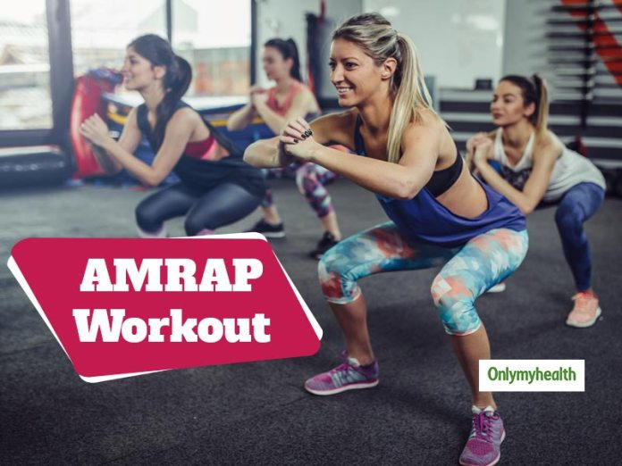 AMRAP Workout: The Latest Trend In The Fitness Industry