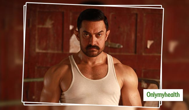 Is water the secret behind Aamir Khan's great physique? Here is what Aamir Khan revealed