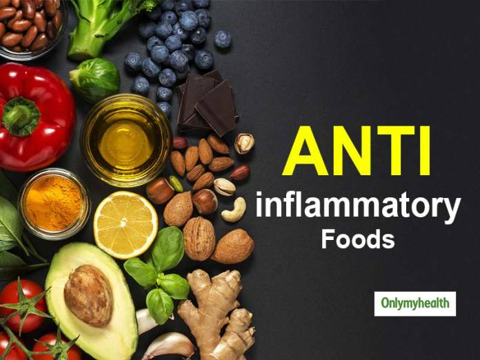 7 Foods to Fight Inflammation Naturally