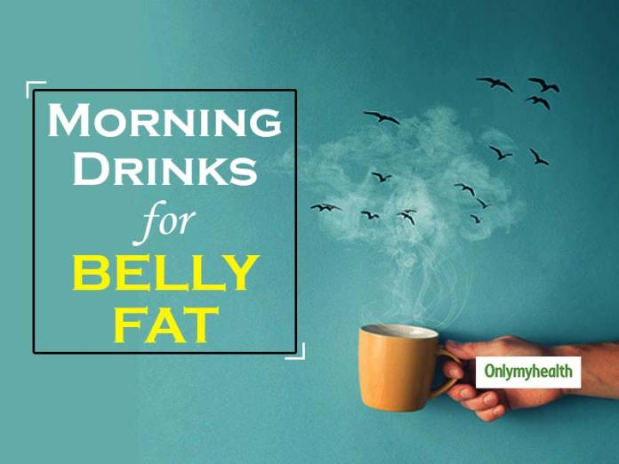 Drink These 5 Morning Drinks and Say Goodbye to Belly Fat