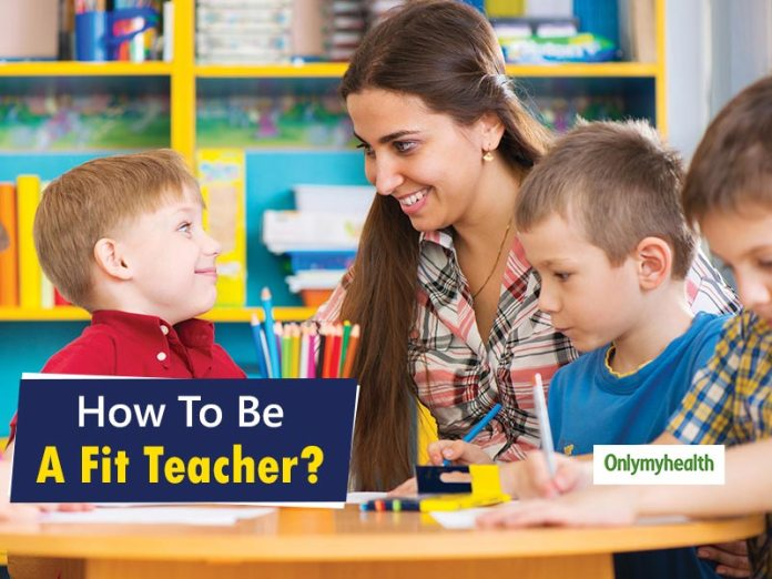 Happy Teachers Day: 5 Fitness Tips For Teachers To Exercise During School Hours