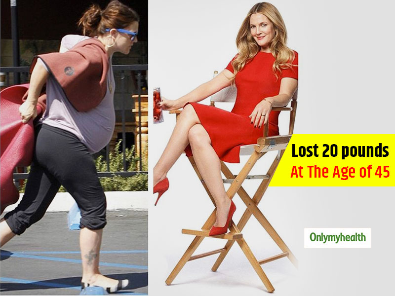 Hollywood Beauty Drew Barrymore Talks On The Importance Of Yoga and Balance For Wellness
