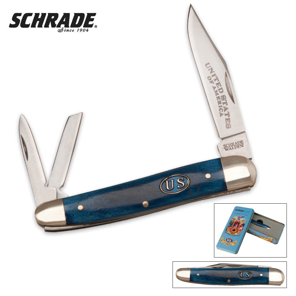 Schrade Civil War Knife
