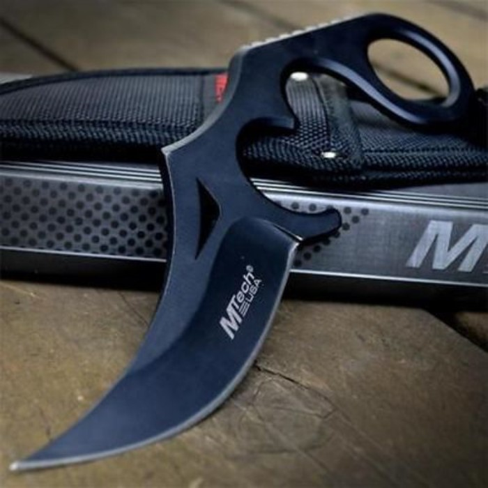 Tech Knife Blade Karambit