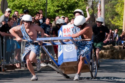 chariot races