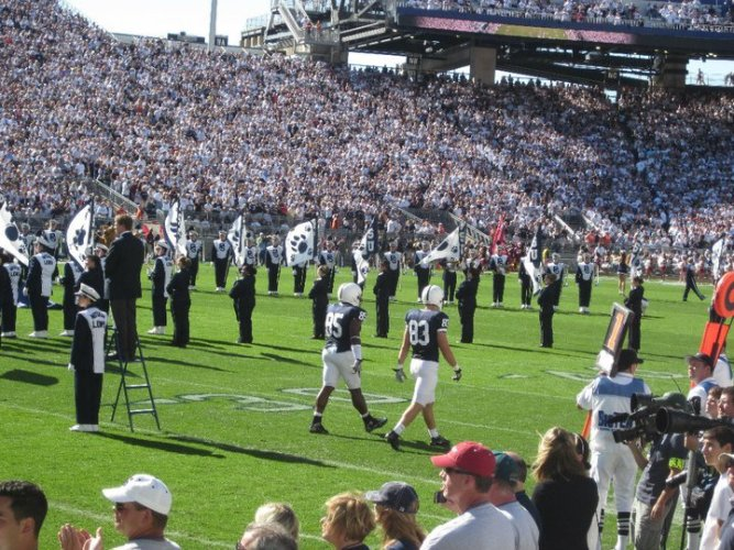 Penn State Football Beaver Stadium