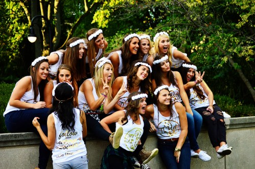 Your Guide To Sorority Formal Recruitment