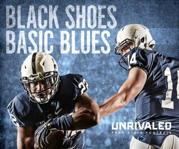 7c869688d Penn State Football To Remove Names From Jerseys For Upcoming 2015-16 Season