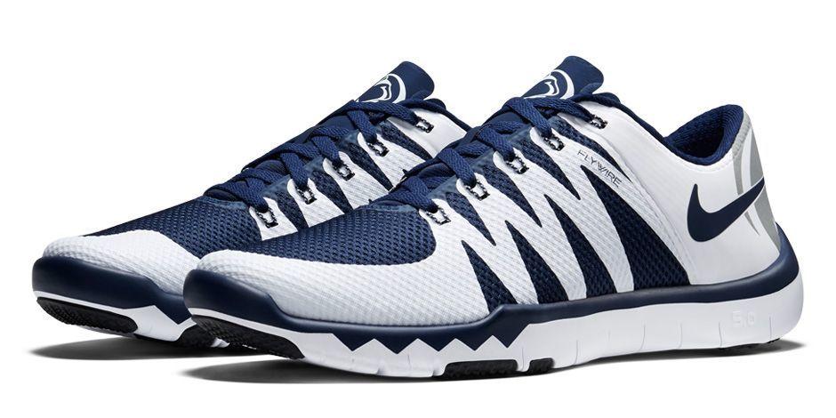 Penn State FootballRepresented In Nike