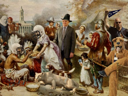 Penn State Debates To Avoid At The Thanksgiving Table