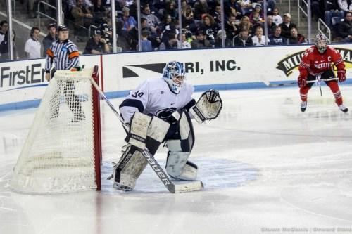 Former Penn State Hockey Goaltender Eamon McAdam Joins AHL's Binghamton Devils