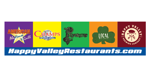 Happy Valley Restaurants