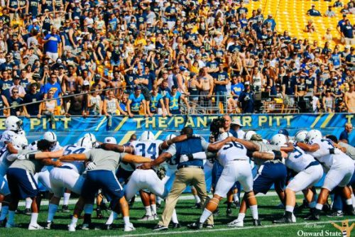 Heinz Field Sold Out For Pitt-Penn State
