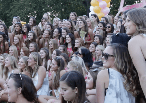 Overheard At Virtual Sorority Recruitment